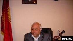 Кошбай Масиров, Жалал-Абат облусунун губернатору