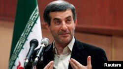 اسفندیار رحیم مشایی، رئیس دفتر رئیس جمهوری پیشین ایران