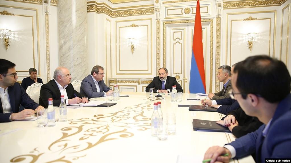 Пашинян: «Мы ждем, что КГД предстанет перед обществом в совершенно новом имидже»