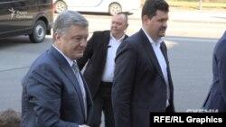 «Схеми» хотіли поставити запитання і іншому кандидату – Петру Порошенку
