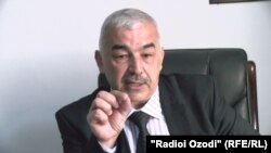 Шарифмурод Исрофилниё