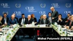 Sastanak zemalja članica Upravnog odbora Saveta za implementaciju mira BiH