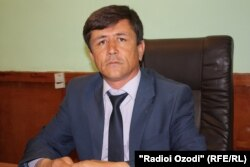 Бухорӣ Раҳматов