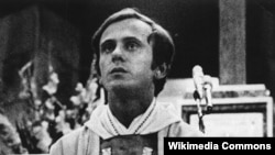Roman Catholic priest and opposition activist Jerzy Popieluszko was 37 years old when he was murdered by communist Poland's secret police in October 1984.