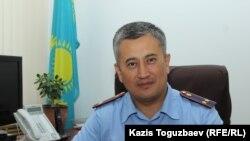 Думан Рахманов, начальник женской тюрьмы в поселке Жаугашты Алматинской области (учреждение ЛА-155/4). 20 июня 2019 года.