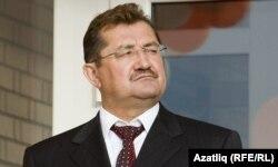 Раиль Сарбаев, бывший премьер-министр Республики Башкортостан