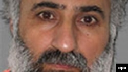 U.S. -- An undated mugshot released by the US State Department's Rewards for Justice (RJF) of Abu Alaa al-Afri.