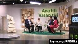 ATR каналында Ана теле көне уңаеннан телемарафон