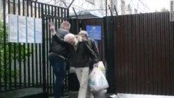 Шаров-Делоне и Рыклин вышли на свободу