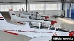 طائرات تابعة للقوة الجوية العراقية