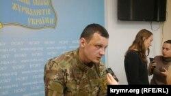 Станислав Краснов на пресс-конференции, 2 марта 2016 год