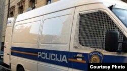 Hrvatska policija, ilustracija