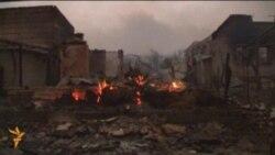 Орусия: Токойдо өрт. Абал кооптуу