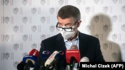 Чехия бош вазири А. Бабиш