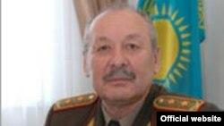 Қазақстанның қорғаныс министрінің орынбасары болған Қажымұрат Маерманов.