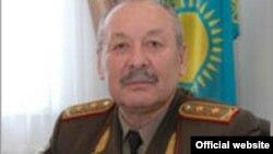Кажимурат Маерманов, заместитель министра обороны. (Фото с сайта министерства.)
