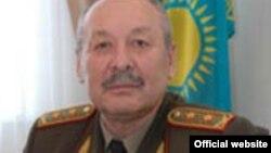 Кажимурат Маерманов, в бытность заместителем министра обороны.