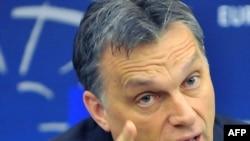 Вугорскі прэм'ер Віктар Орбан