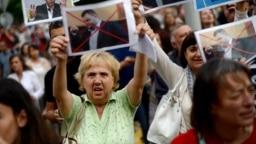 Протаст срещу избирането на Делян Пеевски за шеф на ДАНС през 2013 г.