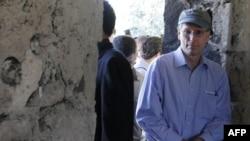Robert Ford served as U.S. ambassador to Syria and Algeria.