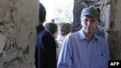 Роберт Форд в Сирии в 2011 году