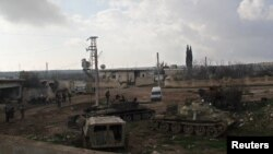 Ապստամբ զինյալներ Սիրիայում, արխիվ