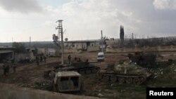 Սիրիա - Ապստամբները Իդլիբ նահանգում, արխիվ