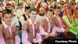 """Шәһри Болгарда 2014 елның 27-30 июлендә Русия күләмендә """"Түгәрәк уен"""" фольклор фестивале үтте."""
