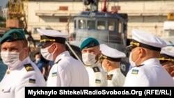 Громцев был автором «Марша Военно-Морских Сил Украины»