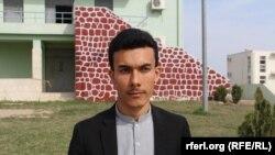 مسعود وحدت مسئول صادرات و واردات اتاق تجارت و صنایع کندز