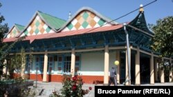 Karakol's Central Mosque