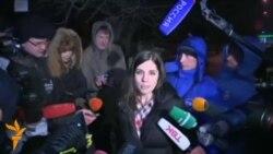 Толоконникова закликає бойкотувати Олімпіаду в Сочі