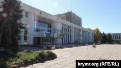 Дворец культуры «Корабел» в Керчи