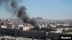 Sana, Jemen, 5 dhjetor 2013.