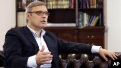 Оппозиционер Михаил Касьянов