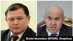 Дастан Жумабеков жана Алтынбек Сулайманов.
