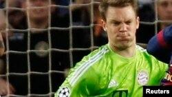 Almaniya yığmasının qapıçısı Manuel Neuer