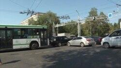 В Алматы отключилось электричество