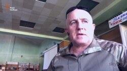 «Терористи зайняли територію! Нехай виведуть російські війська» – активіст Хоменко