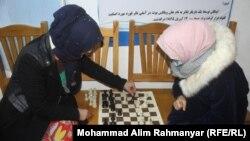 آرشیف، مسابقات شطرنج بانوان در افغانستان