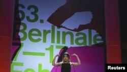 Anke Engelkena na otvaranju 63. filmskog festivala u Berlinu