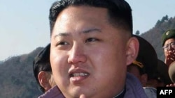New North Korean leader Kim Jong Un