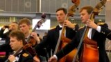 Musical Flash Mobs Commemorate Donetsk Airport Battle