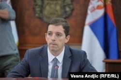 Marko Đurić prozvao i Brisel