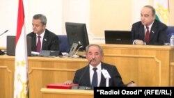 Савганди вакилони тоҷик ба номи халқ