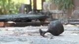 Под Киевом сожгли дом Валерии Гонтаревой, главы Нацбанка Украины при Порошенко