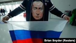 Rusiya azarkeşlərindən biri