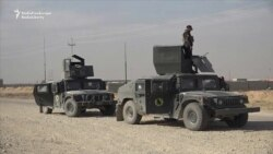 Iraqi Army, Kurds Join Forces At Khazir Front Line