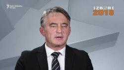 Željko Komšić, kandidat za Predsjedništvo BiH: NATO je prioritet