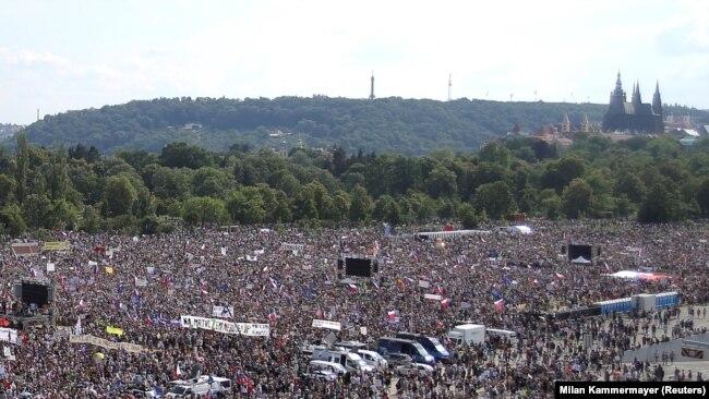 Прага, 23 юни 2019 г.